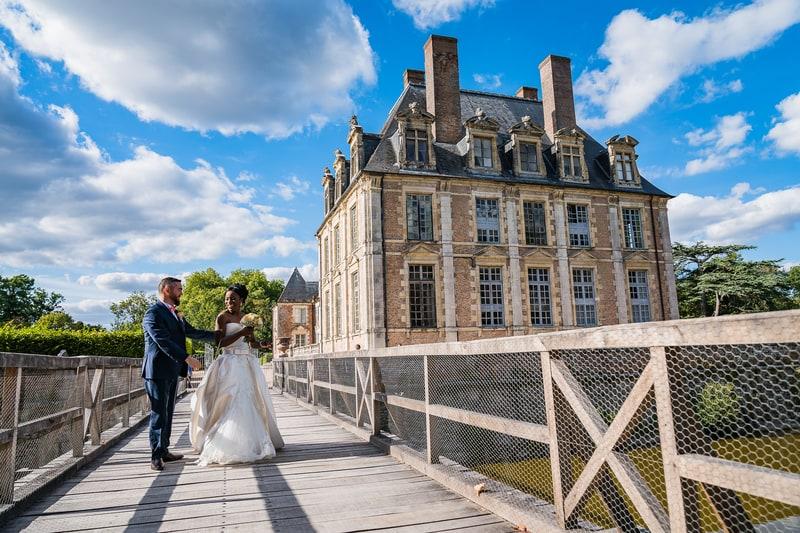 mariage mixte la ferté saint aubin château