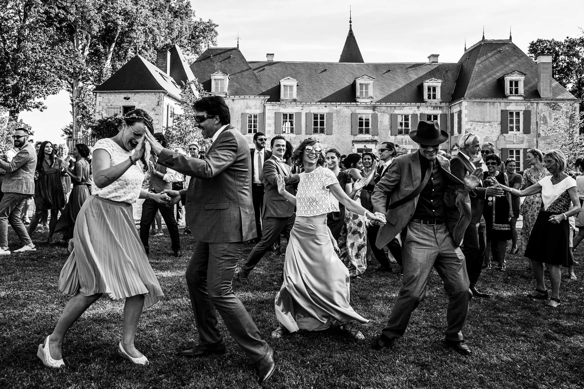 Henri Deroche photographe mariage Orleans France photojournalisme